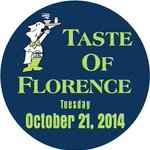 Taste of Florence is Tuesday Oct 21st. 2014 at @flocivicctr Join us! #TOF14 #GoFlo http://t.co/XY4x5YfPOW