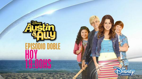 double episode of austin and ally today at 9:00 pm in Mexico  Ooooooooóóoooooooooooooooooooooooooooooooooooooooo http://t.co/4GXnEEPk94
