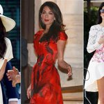 Amal Alamuddin's style is our new obsession: http://t.co/v6xYdRPf1y http://t.co/DYeUAftKI9