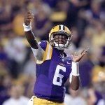 RT @SECNetwork: .@LSUCoachMiles has named freshman QB Brandon Harris the starter for Saturdays showdown at #5 Auburn. #LSUvsAUB http://t.co/ZjJYv0H8i1