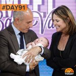 We loved seeing baby Vale in Studio 1A today! #100happydays #Day91 http://t.co/K7plwtbYs6