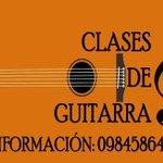 Soy David, y doy clases de Guitarra. #Guayaquil http://t.co/lOxTJNNYzB