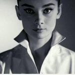 Audrey Hepburn, 1956 (By Jack Cardiff) http://t.co/7iQAzSPG73