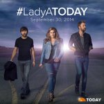Tomorrow On TODAY @ladyantebellum #LadyATODAY+ Clooney wedding details & @JoanLunden opens up to @hodakotb #PinkPower http://t.co/RZa7y7pa0X