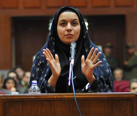 My fellow Iranians: Gather at the #Rajai_Shahr_Prison to protest and try to prevent the execution of #ReyhanehJabbari http://t.co/4qDcOd6pQN