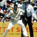 Happy birthday Darrell Hair. Wonder what he makes of the cull on suspect bowling actions. http://t.co/QpRY4T3Rvs