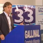 """RT @Todosuy: @luislacallepou """"los primeros días después del balotaje le vamos a pedir una reunión al Dr Tabare Vazquez"""" http://t.co/8XZ3qL0Ric"""