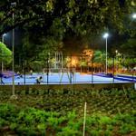 RT @elsanoguerabaq: El Parque Las Nieves cuenta con sistema de iluminación LED, con canchas a disposición de todos para la recreación. http://t.co/ZgbRn9Al0L