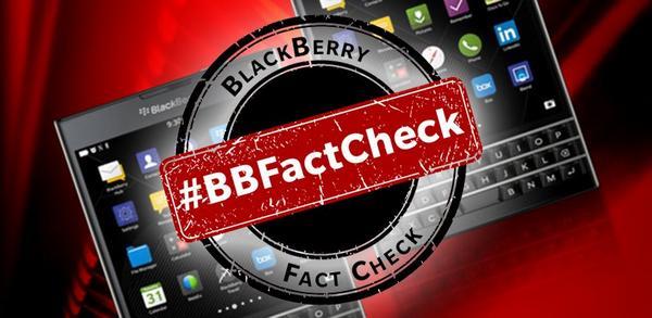 #BBFactCheck - What Some BlackBerry Passport Reviews Got Wrong http://t.co/0cJcJXWfjq #BlackBerry http://t.co/5cy0VV39Mv