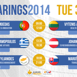 Starting now: #EPhearings2014 with @Moedas and @V_Andriukaitis are first of six hearings today http://t.co/gQtxbZxlid http://t.co/n86IJY22m4