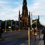 RT @HamairaTods: @edinburgh #Edinburgh #loveit @ExquisitelyB @EmmaTods en route to @CrownePlazaEdin this morning! http://t.co/FoHbRRDDbs