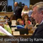 5 toughest questions for Karmenu #Vella (Environment & Fisheries) - #EPhearings2014 | VIDEO: http://t.co/dhKmKlGcLg http://t.co/ZHn7m5Lk39