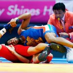 On freestyle mat, India end with fistful of medals http://t.co/EA1ZhrH9YB #AsianGames2014 #Bajrang #Wrestling http://t.co/exSAfVCjPy