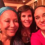 RT @GabrielaEsPais: Con @piedadcordoba y @evagolinger compartiendo en #ELAP2014, por la construcción de la Patria Grande http://t.co/5hO1m7gmZa