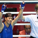 BOOM!! Mary Kom beats Vietnams Le Thi Bang to enter boxing flyweight (48-51kg) final #AsianGames2014 #MissionAsiad http://t.co/6HpGCo7ilO