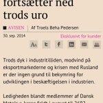 Ledigheden i @danskmetal fortsætter ned trods uro. Nu 3,5%. #arbejde #dkpol http://t.co/xg9EOYcz8d http://t.co/F18qsv81Wu