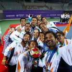 RT @incheonAG2014en Athletes from #India share their selfies full of great memories in #2014AsianGames http://t.co/WCVhDOI9i8