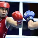 Unbelievable decision. Crowd boos - Koreas Jina wins. Incredible. #AsianGames2014 http://t.co/l4yZ35USXO (file pic) http://t.co/5RfKKrUVC7