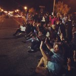 #DontShoot RT @deray: Hands Up. #ferguson http://t.co/HMaSrKMwoj http://t.co/ljgPdtqioj