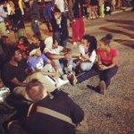 RT @deray: Protestors sit. #ferguson http://t.co/YTBDHCm9jK http://t.co/DhySYhZWwf