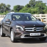 New @MercedesBenzInd #GLA #SUV #India launch today, heres our review >> http://t.co/mtOAy4GBjY http://t.co/0gydXlUbu1