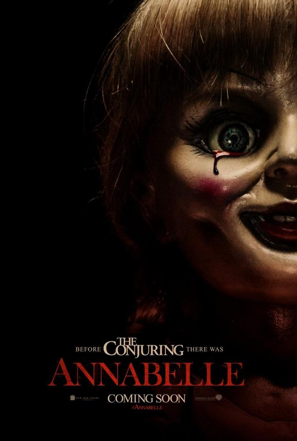 Before The Conjuring There Was ANNABELLE. Tayang mulai besok di bioskop. Detail film http://t.co/V1jQSBYBwM http://t.co/FGI8vs7Hbs