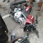 RT @Jogja24Jam: Kondisi kendaraan yg tabrakan di jl. hos cokroaminoto avansa vs 4 motor -@susi_amigo http://t.co/sBH3VdoRHv