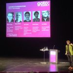 Ready for another day with bleeding edge stuff at #gotoaar http://t.co/R6eMGIqsNy