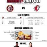 Lavant-match @officialGSHC - Lausanne Hockey Club Mardi 30 septembre 2014 à 19h45 Patinoire des Vernets http://t.co/HgonGzdc3C
