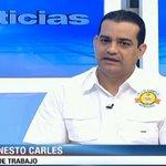 Luis Ernesto Carles, ministro de Trabajo: Inicia programa yo sí cumplo. #Panama http://t.co/UvxgJdq5aR