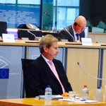 RT @CDPreda: Welcome #Hahn at #EPhearings2014. Looking forward to hearing your views on #EUEnlargement and #Neighbourhood Policy http://t.co/0qewXH2FOn