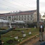 RT @RichardsBet: Requisa en Cárcel Nueva Esperanza de Colón. Policía Nacional busca armas y drogas en el penal. @tvnnoticias http://t.co/dkFEGeYKo6