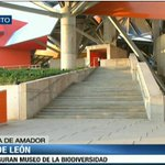 Hoy inaugura el Biomuseo de Amador. #Panama http://t.co/SVZ99lWcuP