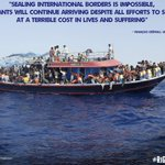 #Europe can stop deaths/suffering & regain borders control - UN expert http://t.co/t62XkhKaVt #SOSeurope http://t.co/bPICPxxOkd