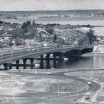 RT @MuseumofPerth: TWO BRIDGES VIEW , NARROWS & CANNING, c1963 - New bridge and freeway impacting on #Perth. @VitalPerth @CityofPerth http://t.co/I6k79ISBV5