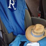 Great Royals swag being given away on the Plaza! Party starts at 7:30 at JC Nichols Fountain. #fox4kc http://t.co/K6MDaEUQFL