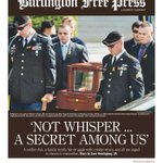 Todays Burlington Free Press http://t.co/CXpHOUYCU4 #vt #btv @bfp_news http://t.co/7JHf6AB6m3