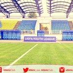 Nuestros cachorros buscarán la victoria en este campo @UEFAYouthLeague #lezama http://t.co/1IChWRu2Zg