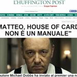 #HouseofCards non è un manuale di istruzioni x #Renzi (già @davelannister il 17 sept qui) http://t.co/5mV2NJukW5 http://t.co/UqfFNCKO4q