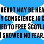 RT @milne25: This sums up exactly what & how I feel. Our nation will be free at some point in the future #indyref #the45plus http://t.co/KfCoHbROgu