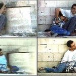 Occurred on this day 30.9.2000, before 14 year in #GAZA #Palestine. #IOF killed #M_Aldura between his #father hands.. http://t.co/suHuTG5nOC