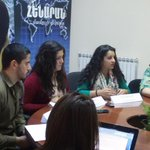 RT @NvardMargaryan: Press conference on the eve of #National #DV day #Oct1 NoDVArm http://t.co/CrAty03mZA