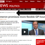 David Camerons big announcement today - was David Camerons big announcement exactly 1 year ago. BBC do your job. http://t.co/nnxhwws4eD