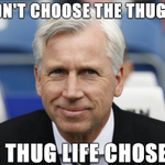 RT @paddypower: Alan Pardew survives the chop.. http://t.co/Rg8ER3WRfQ