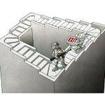 RT @GlenLeLievre: Stairway to heaven. SMH 1/10/14. © Glen Le Lievre. #smh #auspol #noexit http://t.co/KTArXqOQfS