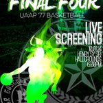 [ACTIVITIES] Live Screening of the DLSU-FEU game this Wednesday, 6pm at the Henry Sy Grounds. http://t.co/5ZJqLTAT9N http://t.co/ZBlRlDi8iR