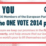 #Avramopoulos @EPP Pls join the fight vs extreme poverty and sign #ONEVOTE2014:http://t.co/DfGy51OTpO #EPhearings2014 http://t.co/MCLBWbsXb0