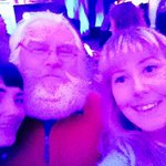 The Informed ladies just met Santa! This has made their year! Thanks @Edxmas and @ARedinburgh http://t.co/3MIi967D9y