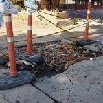 RT @JoseJPaternina: @HENRYFOREROJ @alcaldiabquilla @zonacero ¿Será que tiene que haber un grave accidente para arreglarlo? Cr50Entre84y85 http://t.co/QRQuoGi8ke