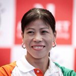 MC Mary Kom Enters Final, L Sarita Devi Robbed of Win in Semis .#AsianGames2014 http://t.co/DRbL7vNsLk